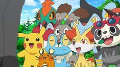 Pokémon the Series: XY   Pokemon.com