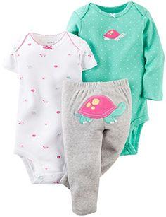 Carter's Baby Girls' 3 Piece Take Me Away Set (Baby) - Turtle - Newborn Carter's http://www.amazon.com/dp/B00XLQDYF8/ref=cm_sw_r_pi_dp_j77Pvb0RCF08B