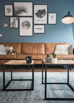 Bekijk 'Gemakkelijke tips om je woonkamer een opknapbeurt te geven' op Woontrendz ♥ Dagelijks woontrends ontdekken en wooninspiratie opdoen!