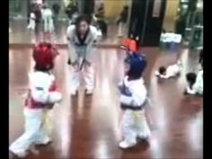 ▶ The Most Intense Taekwondo Fight Ever: Guile's Theme Goes With Everything - YouTube