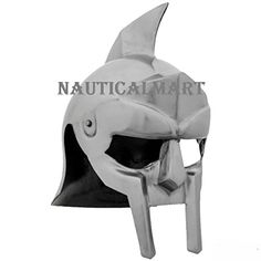 Shop Gladiator Helmet By Nauticalmart. Free delivery and returns on all eligible orders. Gladiator Helmet, Knights Helmet, Armours, Medieval Armor, Ultimate Collection, Fighter Jets, Outdoors, Amazon, Sports