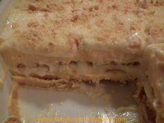 South African Suurlemoen fridge tart