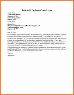 Application Letter Civil Engineer Cover Internship Sample Judicial