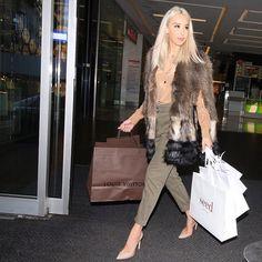 Antoinette Marie @sydneyfashionblogger Let's go shopping...Instagram photo | Websta (Webstagram)