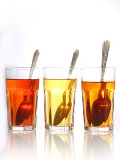 boost up your color with tea rinses.