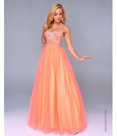 Sexy High Low Sweetheart Gold Belt Long Orange Prom Dresses ...