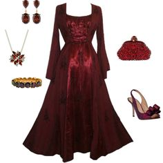 """""""Walking the Red Carpet"""" by nettl on Polyvore"""