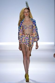 Mara Hoffman New York Fashion Week Spring/Summer 2013