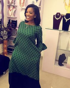 If you an ankara fashionable woman and you need good ankara dresses to rock then here are some lovely ankara gowns that will give you what you want. These ankara dresses come in different styles and designs and will give you that unique look you deserve. Long African Dresses, African Print Dresses, African Print Fashion, Africa Fashion, African Fashion Dresses, African Outfits, Ankara Gown Styles, Ankara Gowns, Ankara Dress