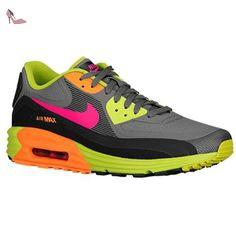 meet 9dbd4 c7987 Nike Air Max Lunar90 WR, Chaussures à lacets et coupe classique homme -  Gris -