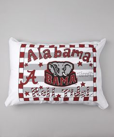 University of Alabama Personalized Standard Pillowcase    $19.99 o