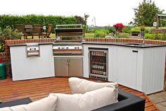 #Outdoor #kitchen