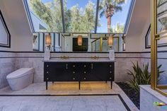 Luxe Palm Springs midcentury pad built for oil heir asks $2.35M - Curbed