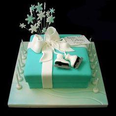 Birthday Parties at Iceworld – Ice Skating Brisbane Ice Skating Cake, Ice Skating Party, Skate Party, Tiffany Cakes, Tiffany Box, Gift Box Cakes, London Cake, Hot Chocolate Bars, Cupcake Cookies