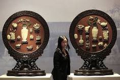 Image result for christies chinese imperial red lacquered cabinet
