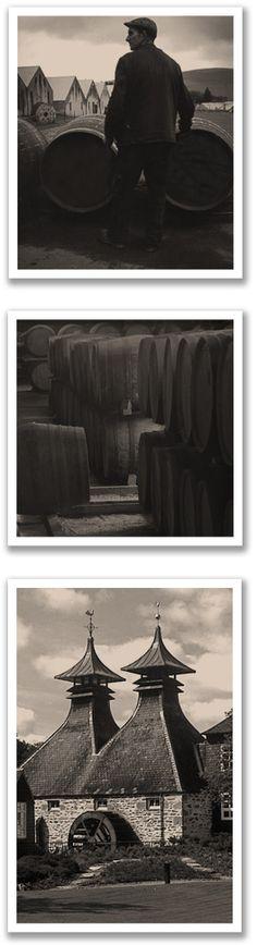Strathisla Distillery in Keith; Speyside.