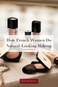 Best Makeup Tips, Makeup Guide, Best Makeup Products, No Make Up Make Up Look, French Makeup, Taupe Eyeshadow, French Beauty Secrets, Minimalist Makeup, Makeup Needs