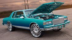1986 Chevrolet Caprice Landau Coupe - Rides Magazine