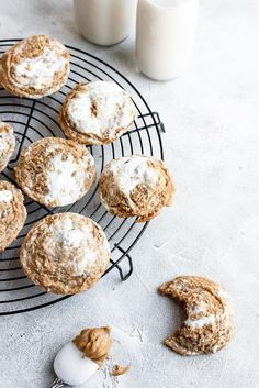 It is impossible to resist these soft, chewy fluffernutter cookies