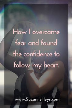 Essential tips for overcoming fear and finding the confidence to follow your…