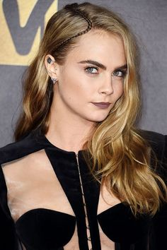 The Cara Delevingne Beauty Book