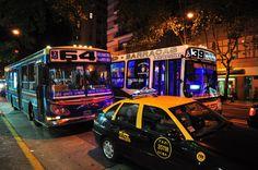 Transporte público (colectivos y remis) - Buenos Aires