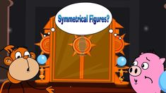 Watch interesting symmetry story!! Visit www.magicpathshal... For more follow up activities and educational videos.