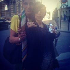 #memories #working #fashion #week #2011 #paris #september #2 #october @houseofvancleave #chanel #boy #animal #grey @ago_white #picaboo #hermescouvertoute #etc #funny #moments #hunk #over #lol #found #it #on #my #hard #drive