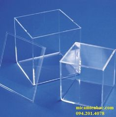 hộp mica
