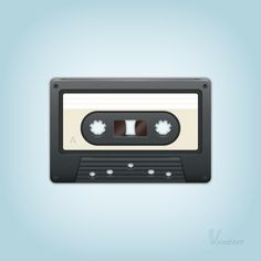 How to Create a Cassette Tape Illustration from Scratch in Photoshop | PSDFan