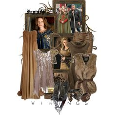 """The Vikings"" by missm26 on Polyvore"