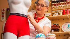 Bóxer para mujer confort total! Aprende a hacerlo con Luzkita Patrones gratis, corte y confección ♥️ - YouTube Boxer Dama, Cheer Skirts, Short Dresses, Lingerie, Sewing, Youtube, Pj, How To Make, Fashion