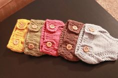 Diaper covers (+gender neutral). Really want to make this!
