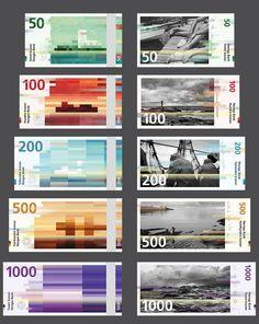 Norway NORSELAND 100 Kronor Fun-Fantasy Note 2016 Issue Norwegian Viking Ship