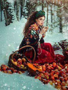 TOP 10 Stunning Fairytale Photos By Margarita Kareva #Part 1