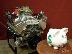 Small-Block Chevy 383 Stroker Kit - Big Cube Mouse Motor Assembly - Super Chevy Magazine
