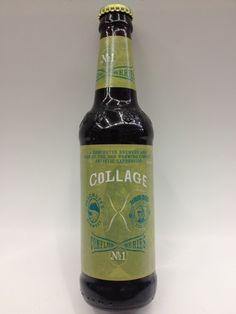 Cerveja Conflux No. 1 Collage, estilo Strong Scotch Ale, produzida por Deschutes Brewery, Estados Unidos. 11.6% ABV de álcool.
