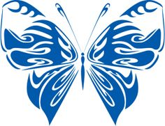 butterflies are free -- free clipart in my favorite color combo