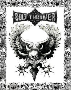 Never enough Bolt Thrower worship. Never.