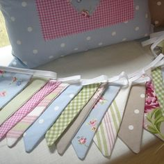 Shabby Chic Country Bunting