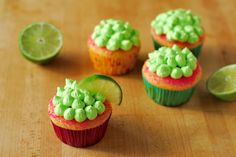Margarita Cupcakes- We had these at our wedding... I've been waiting 11 months to have them again!