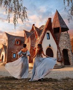 """ We present "" . Castelut de Lut, or Clay Castle, is an enchanting hotel bringing fairytales to life. Complete with thatched roofs,… Visit Romania, Romania Travel, Beautiful Castles, Beautiful Places To Travel, Fairy Houses, Wonders Of The World, Places To See, Travel Inspiration, Fairy Tales"