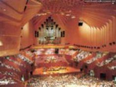 Inside Sydney Opera