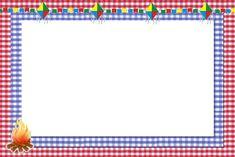 Xadrez Vermelho e Azul – Kit Completo com molduras para convites, rótulos para guloseimas, lembrancinhas e imagens! |Fazendo a Nossa Festa