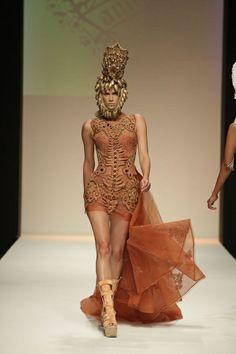 Amato Haute avant garde fashion
