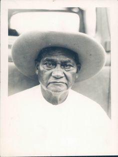 1933 Photo Eastman Richard Wealthy Creek Indian Divorced Portrait Historic Rare