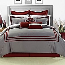 image of Chic Home Cosmo 8-Piece Comforter Set