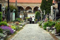 Vyserad Friedhof