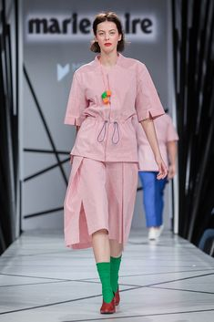 Spring Summer 2018, Catwalk, Runway, Shirt Dress, Shirts, Dresses, Fashion, Cat Walk, Vestidos