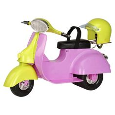 Our Generation Ride in Style Scooter - Pink : Target